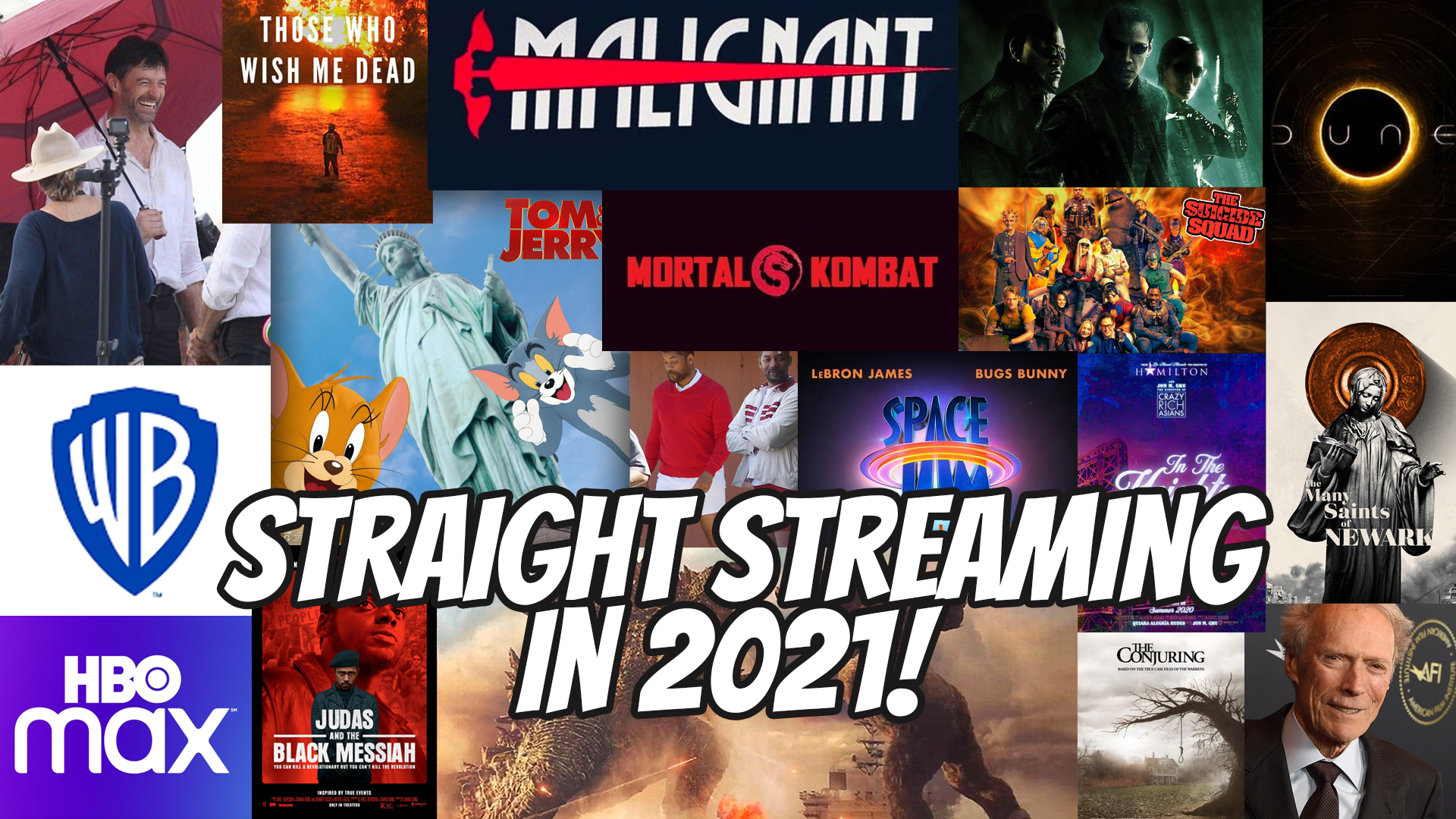 Straight Streaming in 2021!