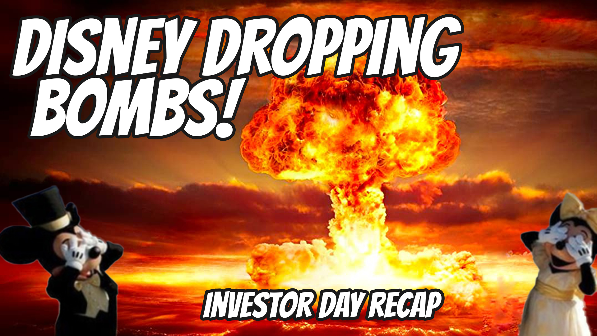 Disney dropping major bombs yesterday! | Disney Investor Day 2020 Announcements | The LOWKEY GEEK Podcast #25