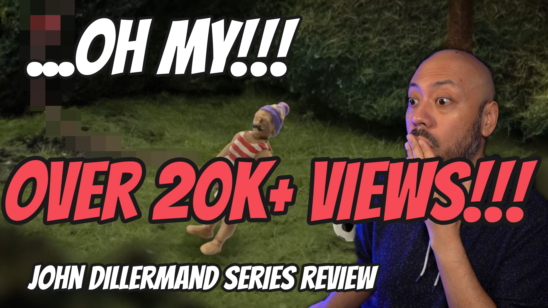 New Year and a New Accomplishment…20K+ views!!!