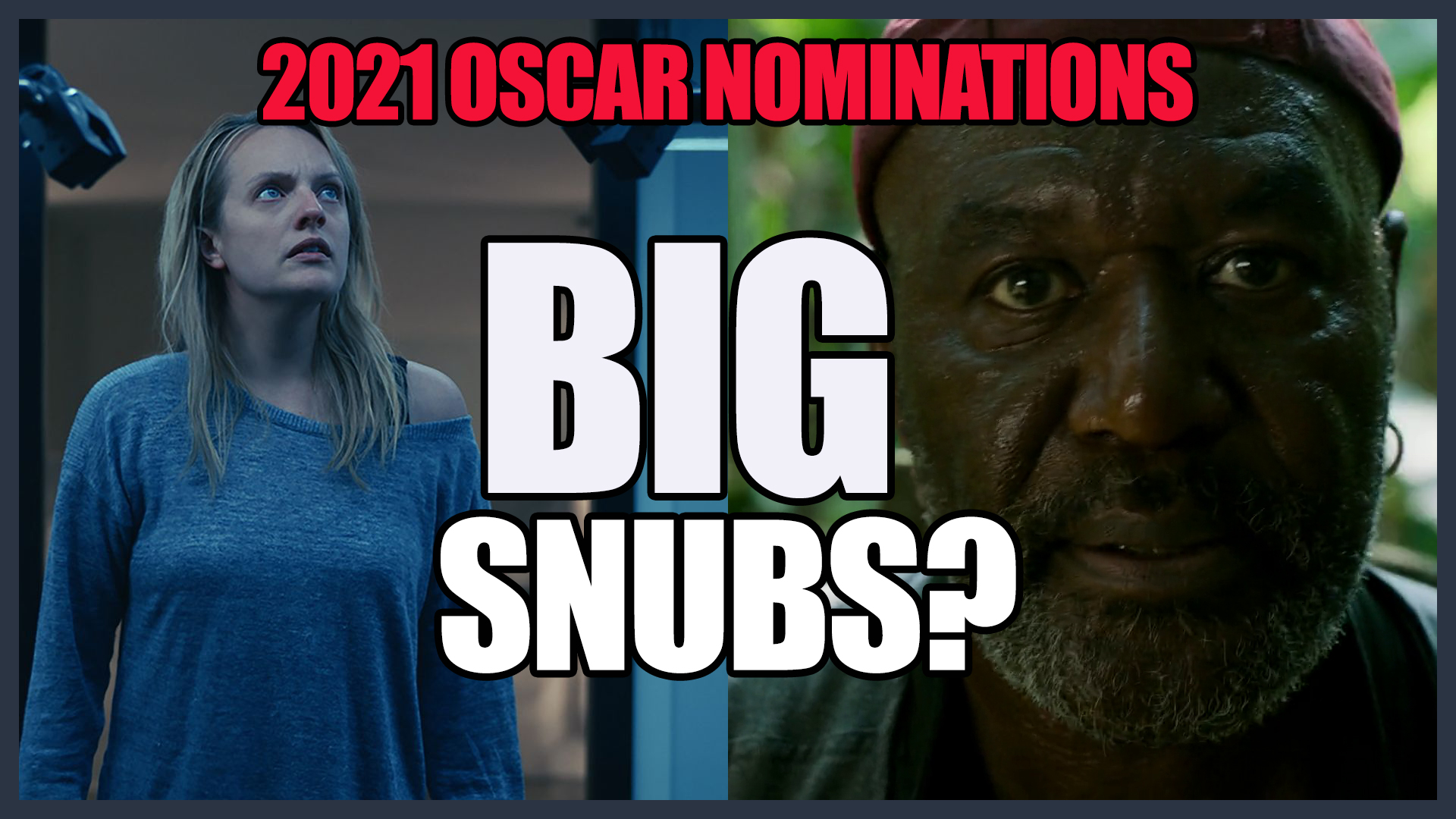 2021 Oscar Nominations Reaction | Big Snubs for Delroy Lindo and Elizabeth Moss! | LOWKEY GEEK Podcast Special